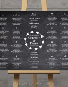 Il xn also wedding table chart guest seating assignment printable chalk board rh catchmyparty