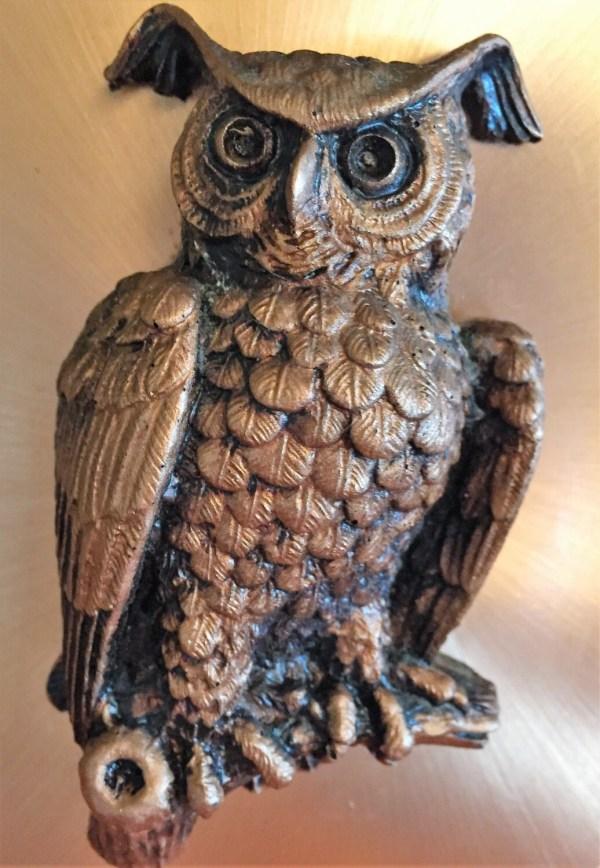 Vintage Owl Wall Art