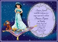 Princess Jasmine Magic Carpet Ride Birthday by SurineDigitals