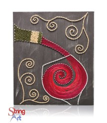 String Art Projects For Adults Year Of Clean Water