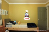 Thomas the Train Wall Decal Large 18x24 by OurEndlessCreations