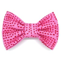 Crazy Love Snap-In Dog Bows Bow Tie Dog Bow Tie Cat Bow