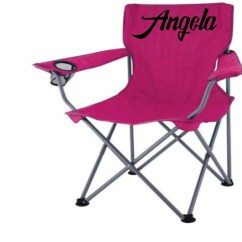 Custom Folding Chairs Rocking Chair Plans Monograms And Sport Designs Beach