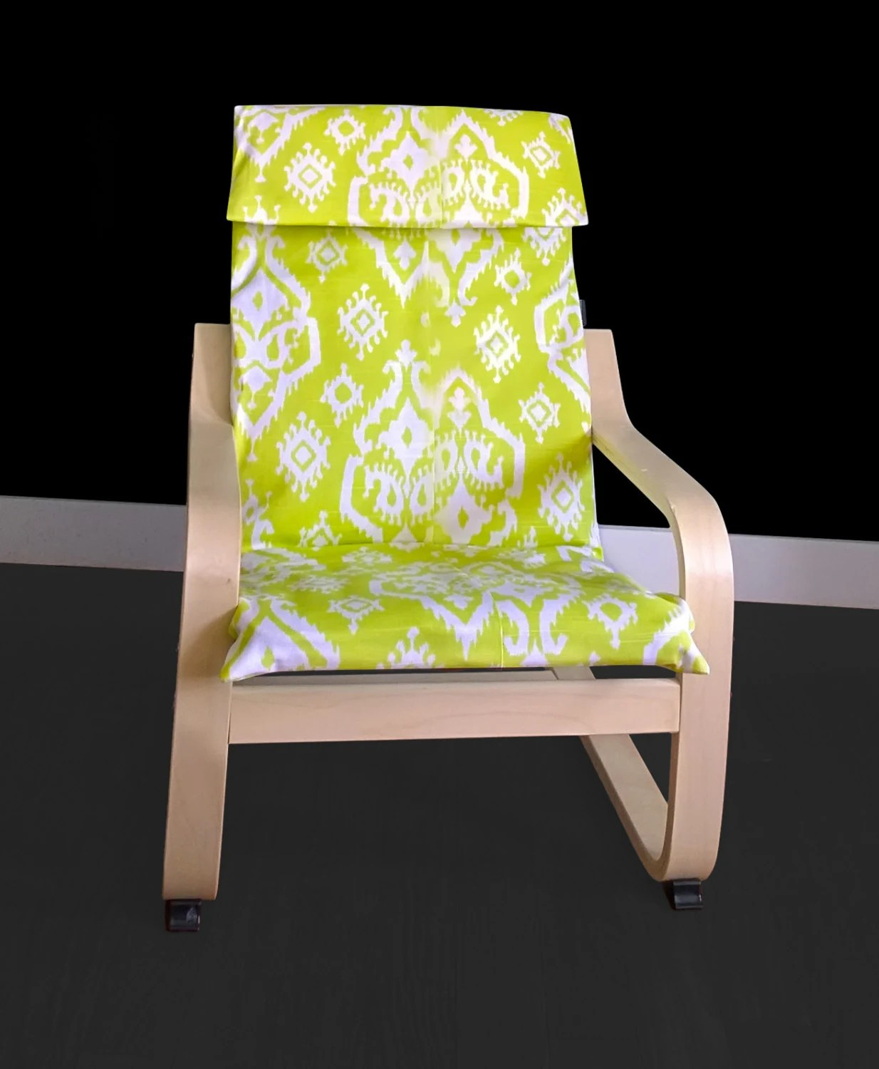 ikea poang chair review armless covers lime green childs cover kids