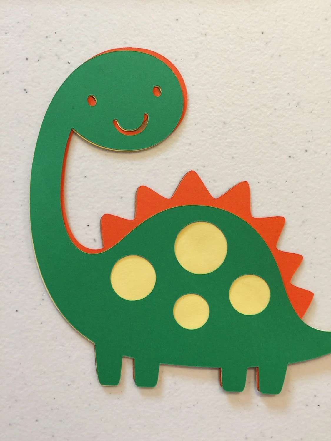 Dinosaur Cut Out