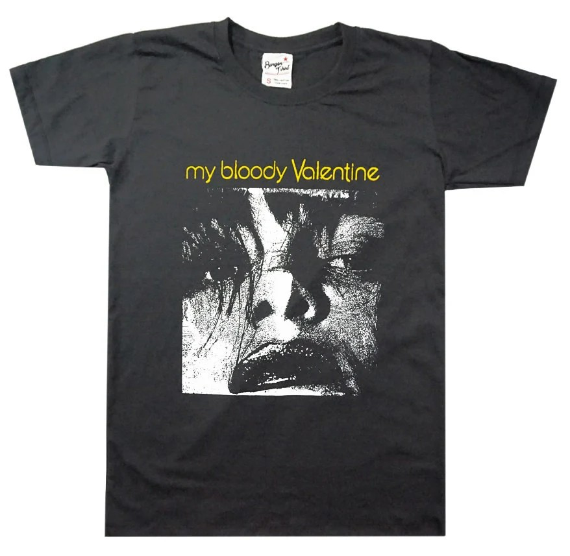 My Bloody Valentine Rock Band Unisex T Shirt