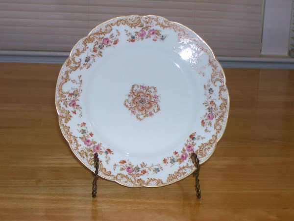 Haviland & Limoges Antique Plate And L France
