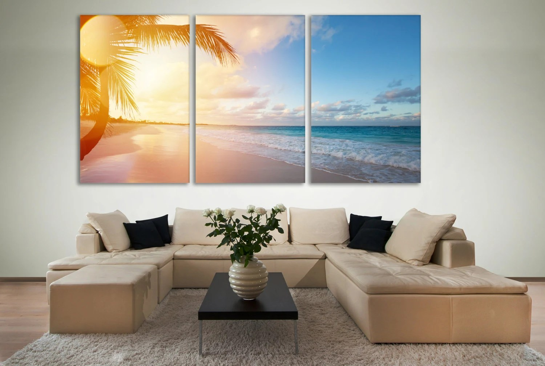 Tropical Decor Beach Wall Art Ocean Wall Art Nature Print