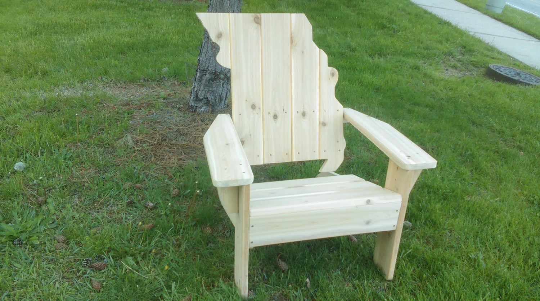 michigan adirondack chair cheapest high chairs online missouri shape