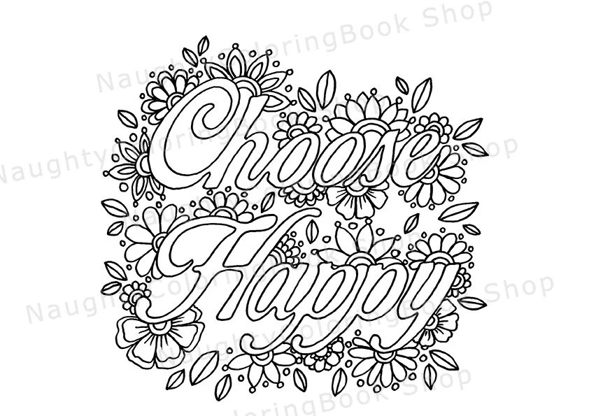 Breathe Just Quote Coloring Pages Coloring Pages