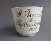 Antique Victorian teacup,...