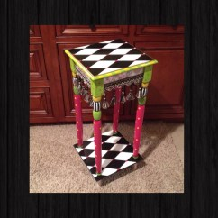 Alice In Wonderland Chair Metal Chairs Folding Furniture Home Decor