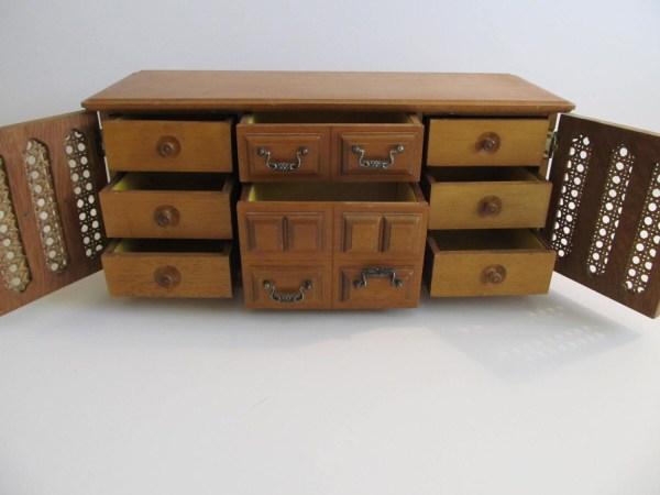 Jewelry Box Extra Large Mid Century