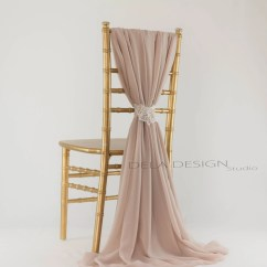 Sash For Chairs Wood Leather Office Chair New Spring 3916 Chiffon Cover Nude Mocha