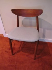 Mid Century Dining Chair Stanley Furniture Company Mid