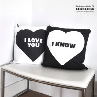 Pillow I Love You I Know