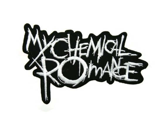 My Chemical Romance Music Band Logo Embroidered by MizCozy