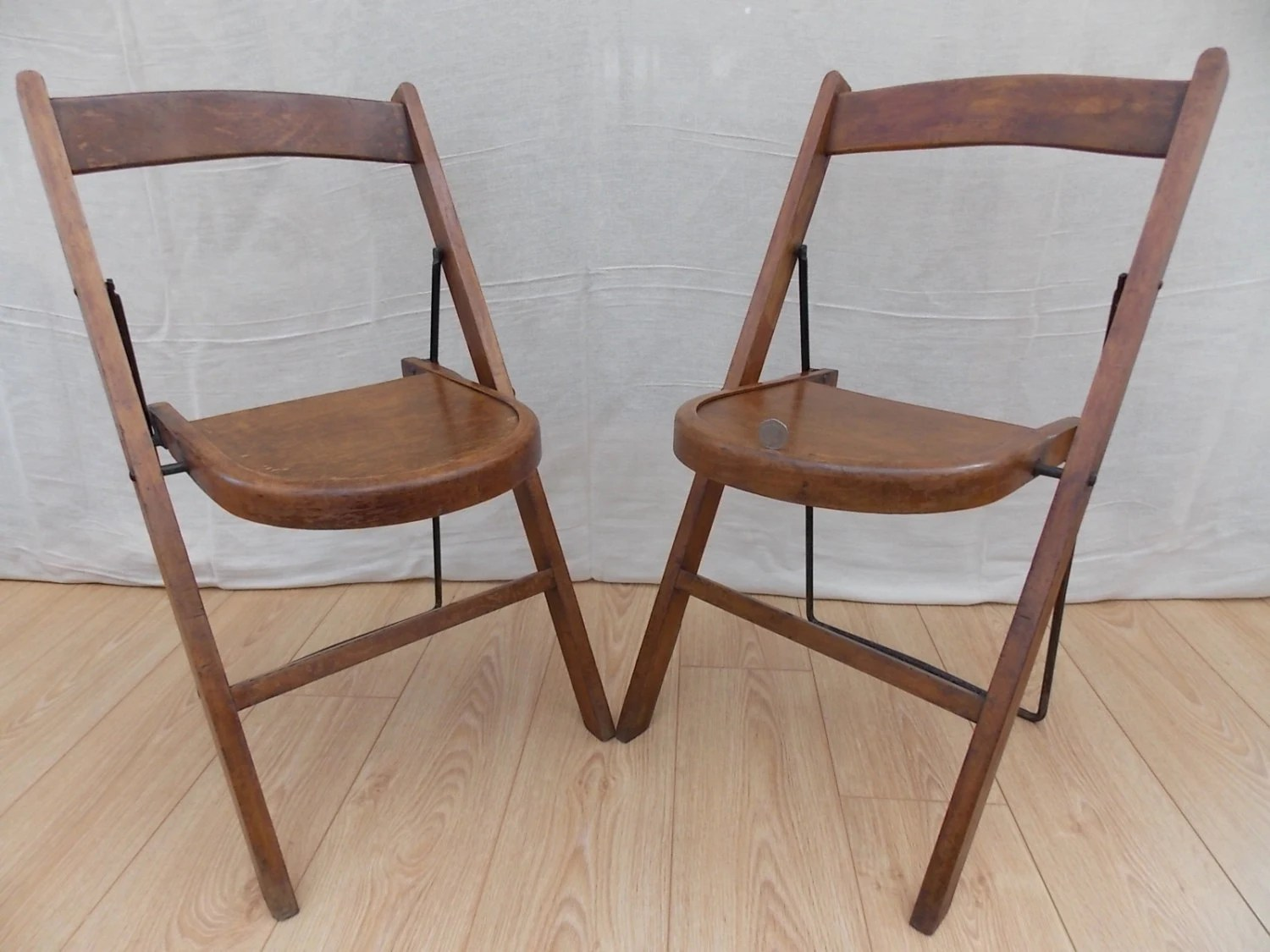 Stakmore Folding Chair Vintage 1939 Stakmore Folding Chair By Oakwellantiques On Etsy