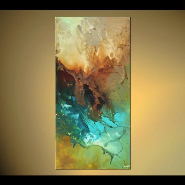 Acrylic Painting Modern Abstract Art