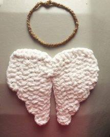 Craft Angel Halos and Wings