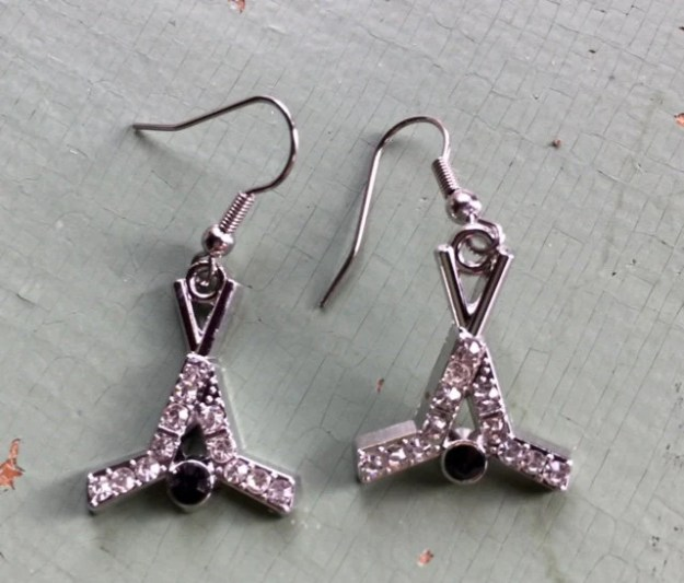 Hockey Mom Earrings