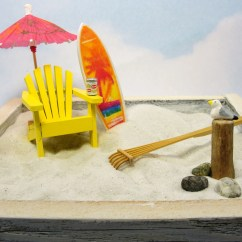 Miniature Adirondack Chairs Best Buy Chair Zen Beach Garden Kit