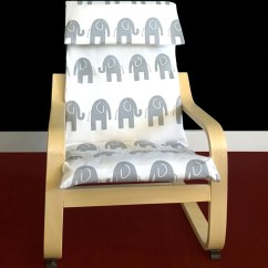 Poang Chair Covers Etsy Small Comfortable Bedroom Chairs Ikea Cover  Nazarm