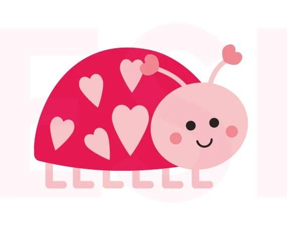 love bug svg valentine files