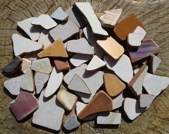 Bulk mosaic tile