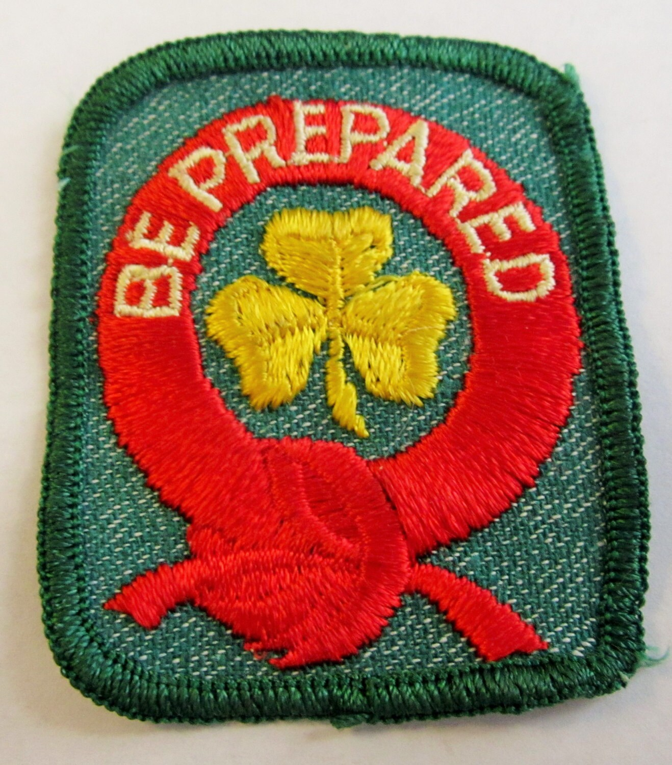 Vintage 1st Class Girl Scout Badge Circa