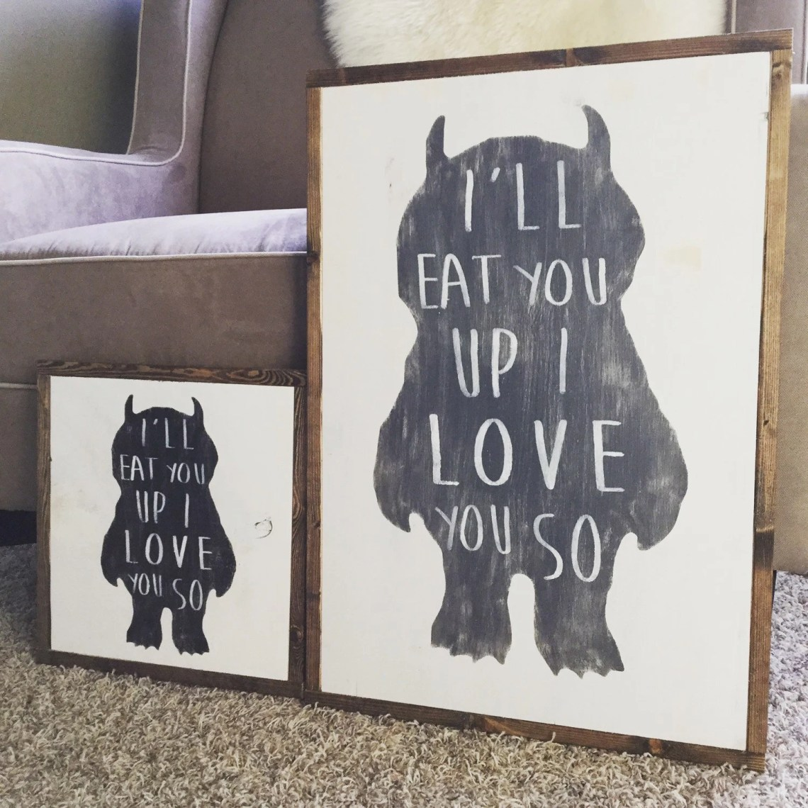 Download I'll Eat You Up I Love You So Where the Wild Things Are