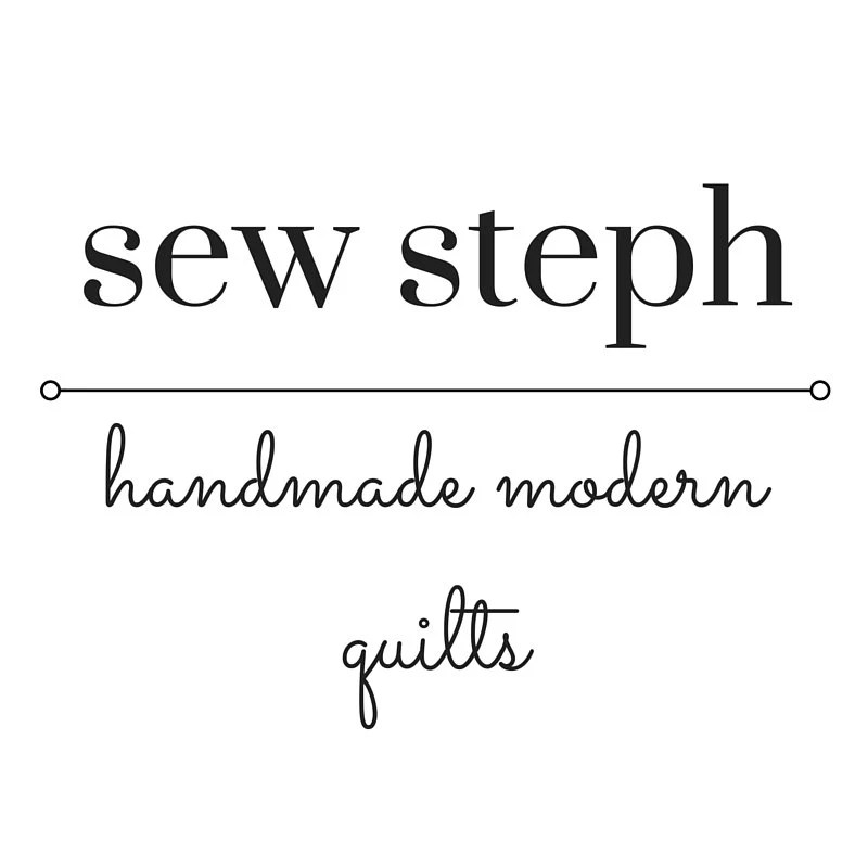 Handmade Modern Quilts by sewstephquilts on Etsy