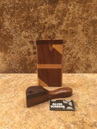 Wood Dugout 4 Free Swivel Lid Pipe With Screens by ...