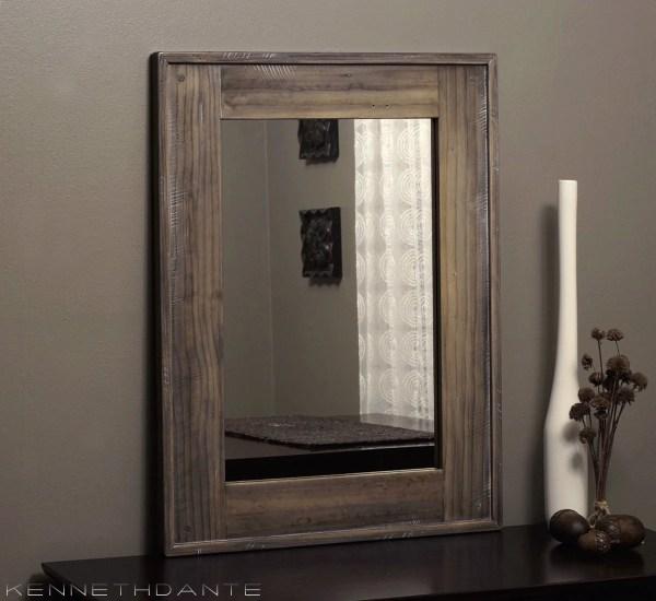 elegant rustic bathroom mirrors 24 Elegant Bathroom Mirrors Reclaimed Wood | eyagci.com