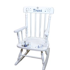 Personalized Rocking Chair For Toddlers Cheap Fold Up Chairs Custom Rock Star Childs Rocker