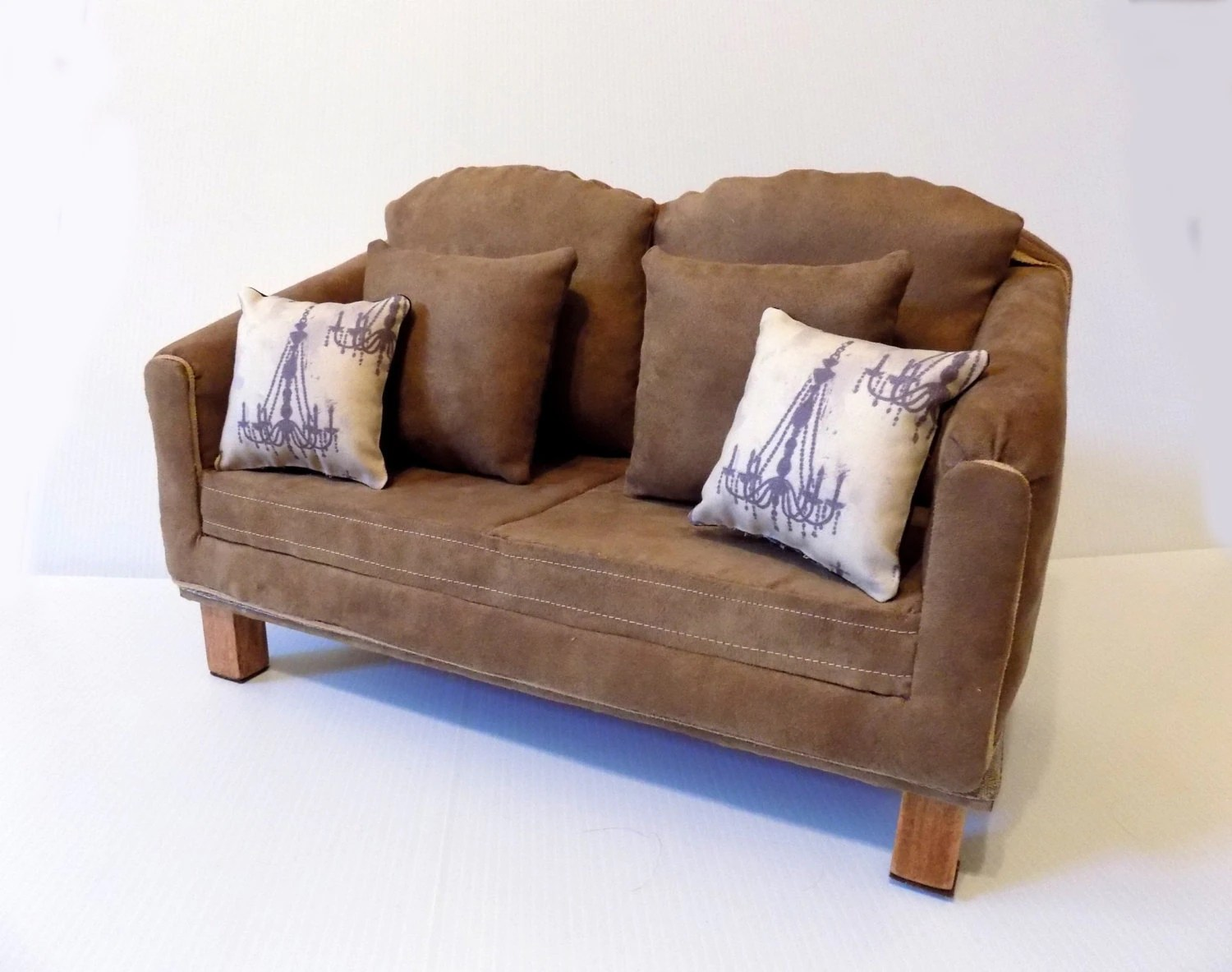 what can i use to clean my suede sofa super deep ag doll ultra mod