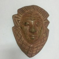 Art and Decor African Wall Mask A1024
