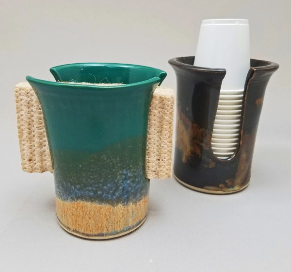 Dixie Bathroom Cup Dispenser Holder