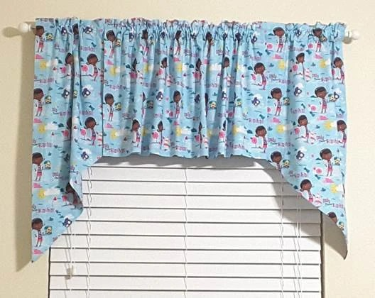 doc mcstuffin chair target rocking covers valance | etsy