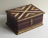 Wooden Jewellery storage ...