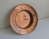 Vintage Copper dish by Pe...