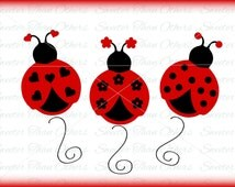 unique ladybug svg related items