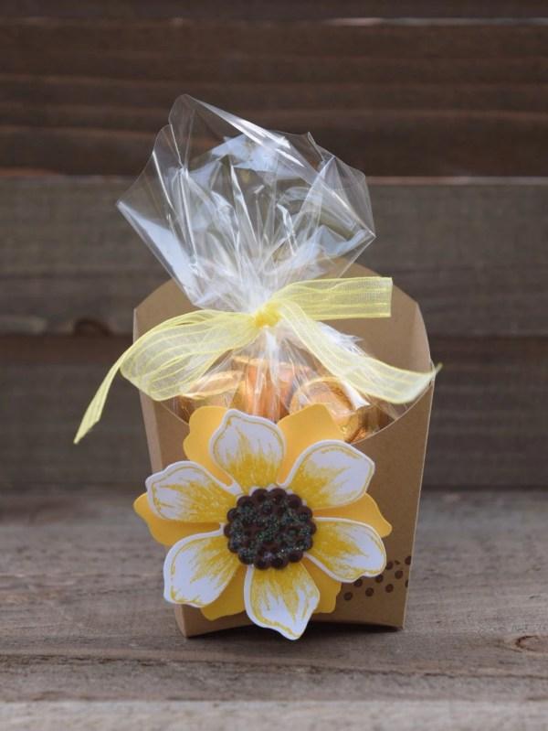Sunflower Party Favor Wedding