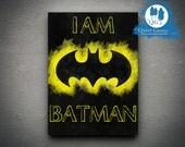 INSTANT DOWNLOAD I Am Bat...