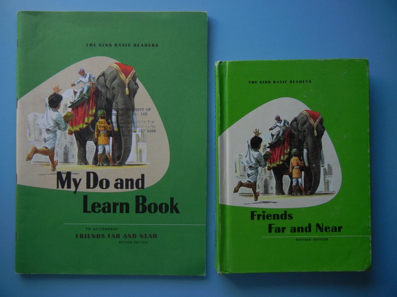 Friends Far And Near Ginn Basic Reader Amp My Do And Learn
