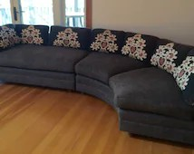 dollhouse miniature sectional sofa affordable sofas melbourne popular items for on etsy