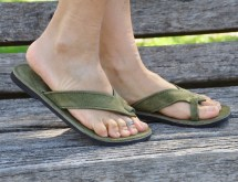 Barefoot Flip Flop Sandals
