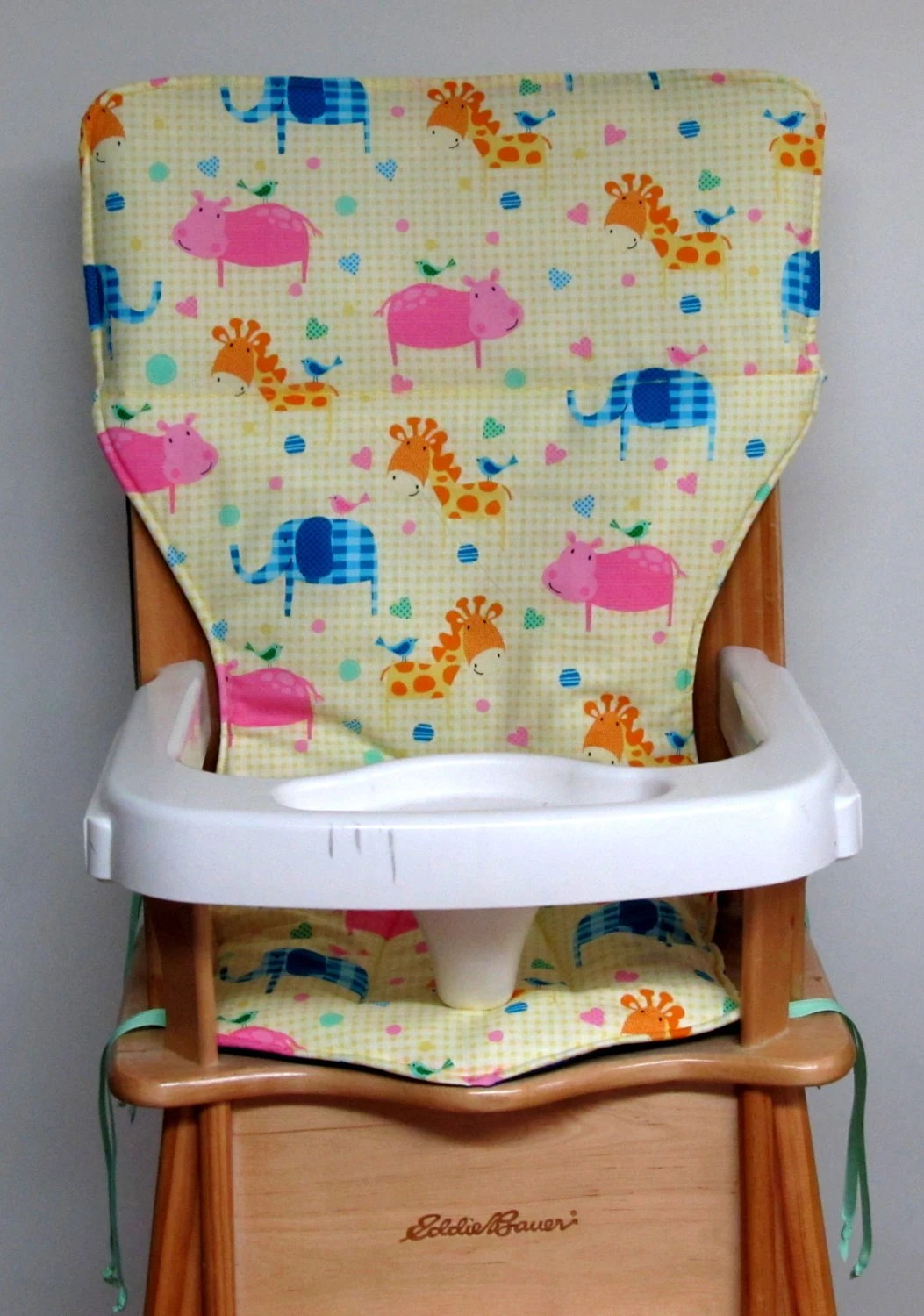Baby High Chair Cover Jenny Lind High Chair Cover Baby Accessory Eddie Bauer