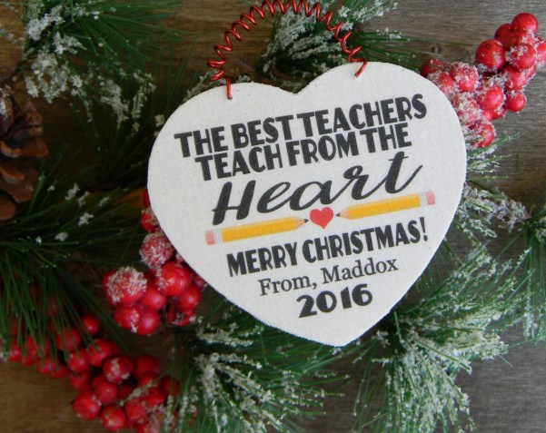 Image result for teacher ornament
