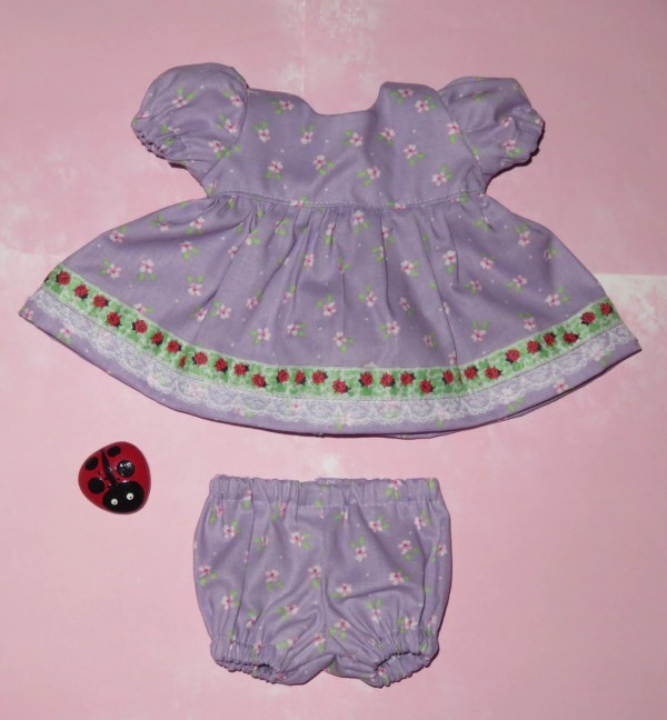 Handmade 11 13 Baby Doll Clothes Lucky